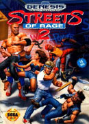 Streets Of Rage 2 (Bar...