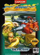 Street Fighter 2 - Spe...