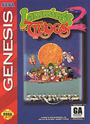 Lemmings 2 - The Tribe...