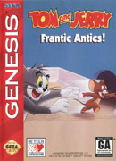 Tom And Jerry: Frantic...